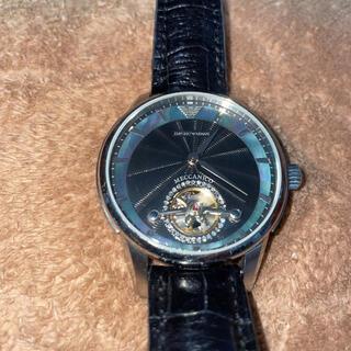 エンポリオアルマーニ(Emporio Armani)のエンポリオアルマーニ 自動巻き時計 希少(腕時計(アナログ))