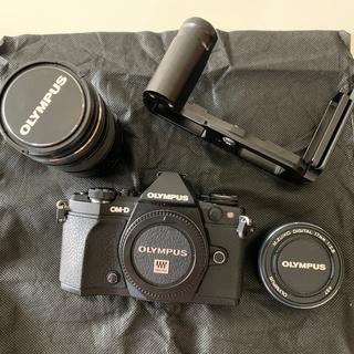 OLYMPUS -  OM-D E-M5markⅡ レンズ2本セット
