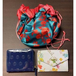 CLATHAS - 化粧ポーチ カードケース クレイサス 財布 バラ売り可