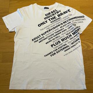 DIESEL - DIESEL メンズ Tシャツ