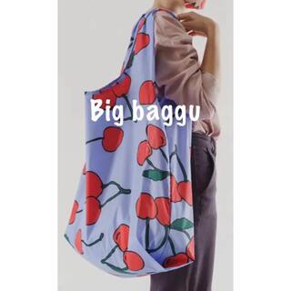 エディットフォールル(EDIT.FOR LULU)の【新品未使用】BAGGU バグー Big cherry(エコバッグ)