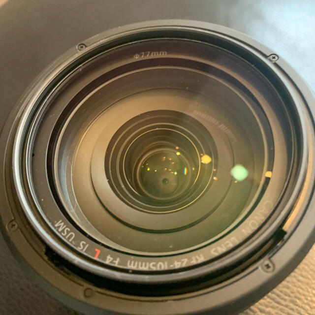 Canon(キヤノン)のCanon RF 24-105mm F4 L IS USM スマホ/家電/カメラのカメラ(レンズ(ズーム))の商品写真