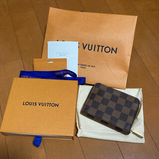 LOUIS VUITTON - 新品未使用☆ルイヴィトン☆ジッピーコインパース