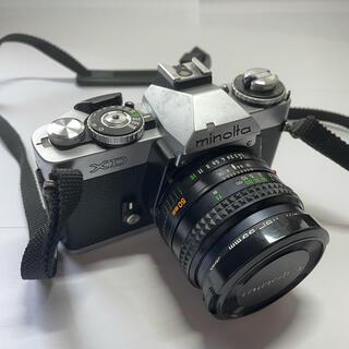 コニカミノルタ(KONICA MINOLTA)の【ジャンク】MINOLTA XD(フィルムカメラ)