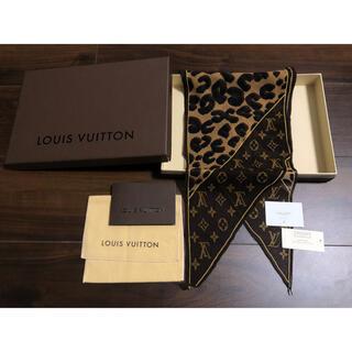 ルイヴィトン(LOUIS VUITTON)のルイヴィトン スカーフ(バンダナ/スカーフ)