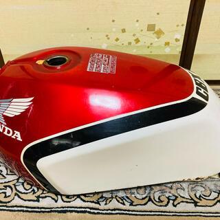 ホンダ(ホンダ)のホンダ CBX400F 純正 タンク 赤白 (パーツ)