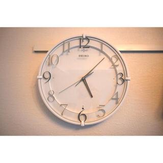 SEIKO - SEIKO 電波掛け時計