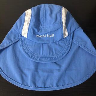 モンベル(mont bell)のmont-bell 帽子 ハット キャップ キッズ 子供用(帽子)