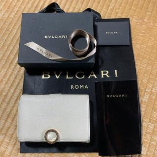 ブルガリ(BVLGARI)の子猫様専用 ブルガリ財布 使用感あり(折り財布)