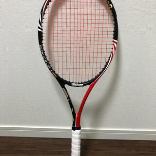 ウィルソン(wilson)の#Wilson six one 95 テニスラケット G2(ラケット)