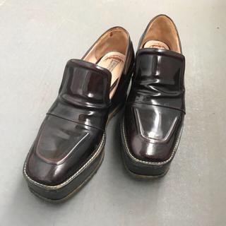 ドリスヴァンノッテン(DRIES VAN NOTEN)のDRIES VAN NOTTEN ローファー(ローファー/革靴)