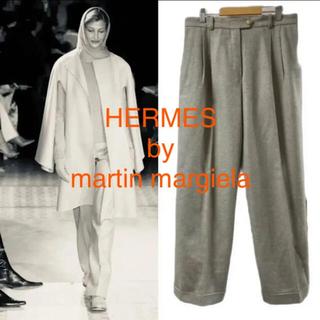 Hermes - HERMES martin margiela カシミヤ 100%