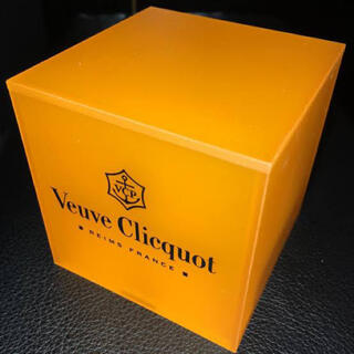 Veuve Clicquot 非売品卓上ライト4個(蛍光灯/電球)
