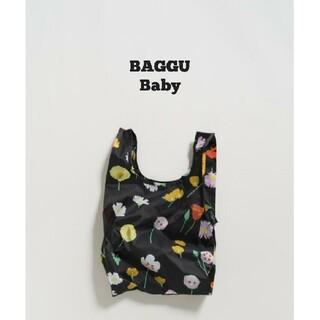 ロンハーマン(Ron Herman)のBAGGU baguu バグー Baby ベビー ワイルドフラワー 新品(エコバッグ)