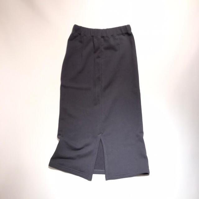 AMERICANA(アメリカーナ)のアパルトモン 別注 アメリカーナ Sweat スウェット スカート レディースのスカート(ロングスカート)の商品写真