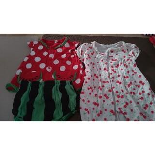 ニシマツヤ(西松屋)の子供服70センチ(Tシャツ)
