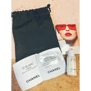 シャネル(CHANEL)のシャネル/サンプル/化粧水/美容液/美白クリーム/口紅(サンプル/トライアルキット)
