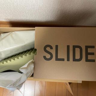 アディダス(adidas)のyeezy slide 27.5(サンダル)