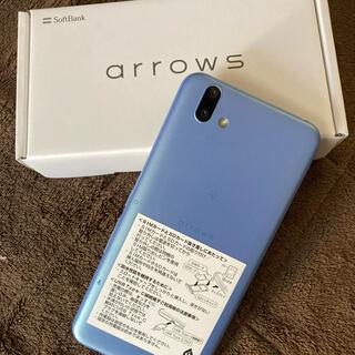 arrows - arrows U ブルー 32 GB SIMフリー