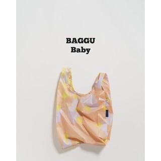 エディットフォールル(EDIT.FOR LULU)のタイダイ ラベンダー 新品 BAGGU baguu バグー Baby ベビー(エコバッグ)