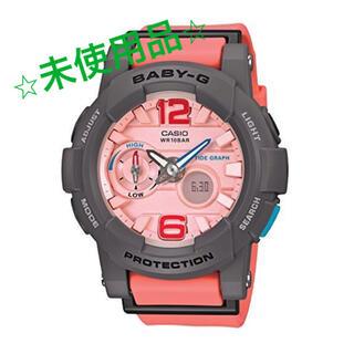 ベビージー(Baby-G)の⭐︎新品⭐︎Baby-G⭐︎タイドグラフ付(腕時計)