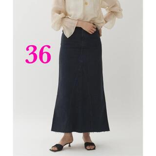 Plage - Plage Healthy denim SP DENIM LONG スカート36