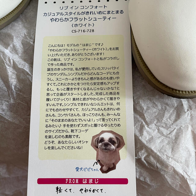 FELISSIMO(フェリシモ)のsatominn333様 専用 フラットシューズ レディースの靴/シューズ(スリッポン/モカシン)の商品写真