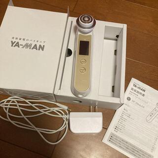YA-MAN - YA-MAN 美顔器 RF(ラジオ波)ボーテ フォトPLUS EX シャンパン…
