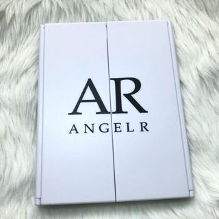 エンジェルアール(AngelR)のエンジェルアール AR ミラー 美品 女優ミラー 持ち運び 折り畳み ミラー 鏡(卓上ミラー)