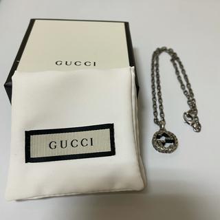 グッチ(Gucci)のグッチ インターロッキングネックレス(ネックレス)