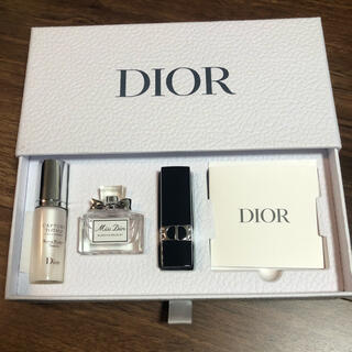 Christian Dior - クリスチャンディオール バースデーギフト
