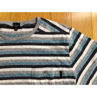 ポールスミス(Paul Smith)のPAUL SMITH ポールスミスジーンズ ボーダー ポケット Tシャツ M (Tシャツ/カットソー(半袖/袖なし))
