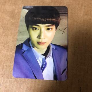 エクソ(EXO)のEXOアルバムsuhoソロself protraitスホトレカ写真フォトカード(アイドルグッズ)