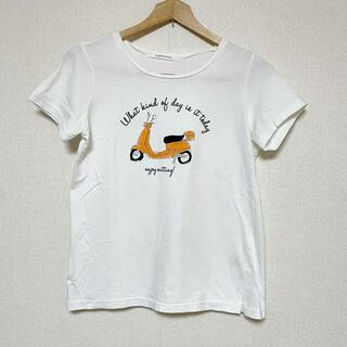 テチチ(Techichi)のルノンキュール Lugnoncure ロゴTシャツ(Tシャツ(半袖/袖なし))