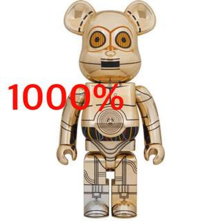 MEDICOM TOY - BE@RBRICK C-3PO 1000%