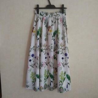 ANAYI - ルルウィルビーのロングスカート
