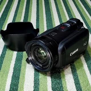 キヤノン(Canon)のCanon IVIS HF G10 ビデオカメラ [ジャンク](ビデオカメラ)