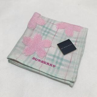 BURBERRY - BURBERRY☆ハンカチ☆