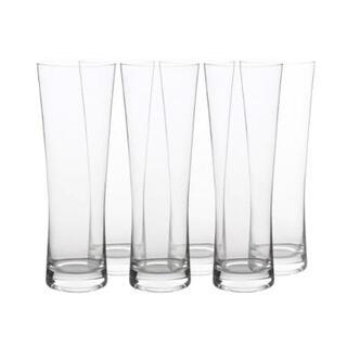 未使用 IKEA イケア ミィオード MJOD ビールグラス 55cl 6ピース(グラス/カップ)