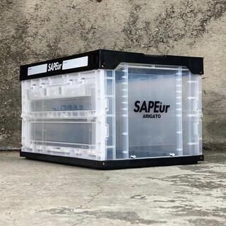 SAPEur サプール コンテナ 2個セット