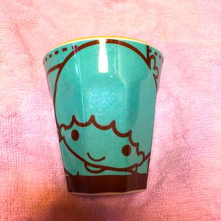 リトルツインスターズ(リトルツインスターズ)のリトルツインスターズ  キキララ  メラミンカップ(グラス/カップ)