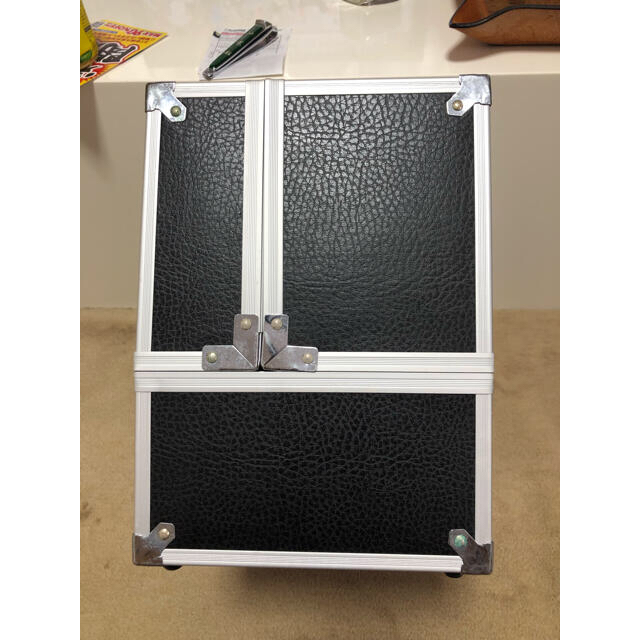 SHISEIDO (資生堂)(シセイドウ)のメイクボックス プロ用 美容部員 メイクアップアーティスト コスメ 収納 持運び コスメ/美容のメイク道具/ケアグッズ(メイクボックス)の商品写真