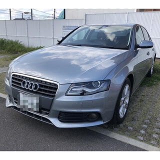 AUDI - 平成23年 アウディ A4 2.0 TFSI 革シート 車検4年6月まで