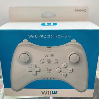 ウィーユー(Wii U)のWiiU PROコントローラー(家庭用ゲーム機本体)