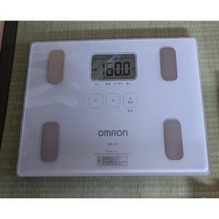 オムロン(OMRON)のオムロン体重計(体重計/体脂肪計)