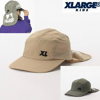 エクストララージ(XLARGE)のXLARGE KIDS エクストララージキッズ (帽子)