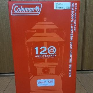 コールマン(Coleman)のcoleman コールマン シーズンズランタン 120周年 2021(ライト/ランタン)