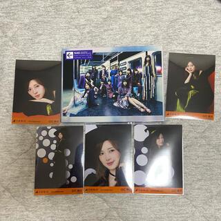 乃木坂46 3rdアルバム 生まれてから初めて見た夢 白石麻衣 生写真