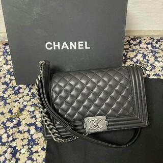 CHANEL - 美品 CHANEL boy chanelボーイシャネル ショルダーバッグ