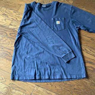 カーハート(carhartt)のcarhattのロンT(Tシャツ/カットソー(七分/長袖))